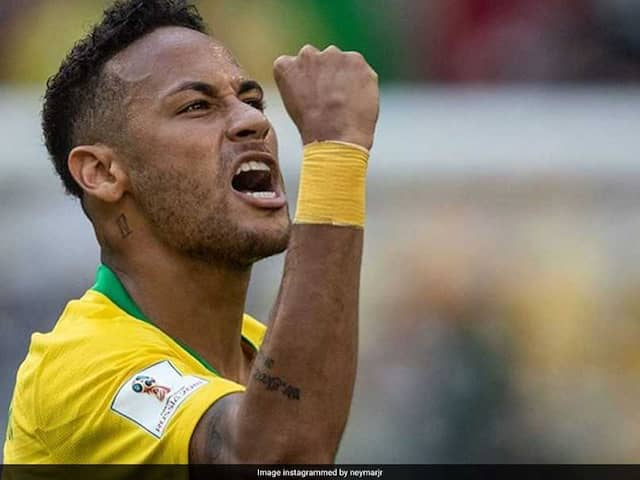 Neymar admits sometimes I do exaggerate in post-World Cup message to fans