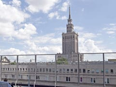 A New Generation of Polish Affluence: Ferraris And The Cosmopolitan Tower