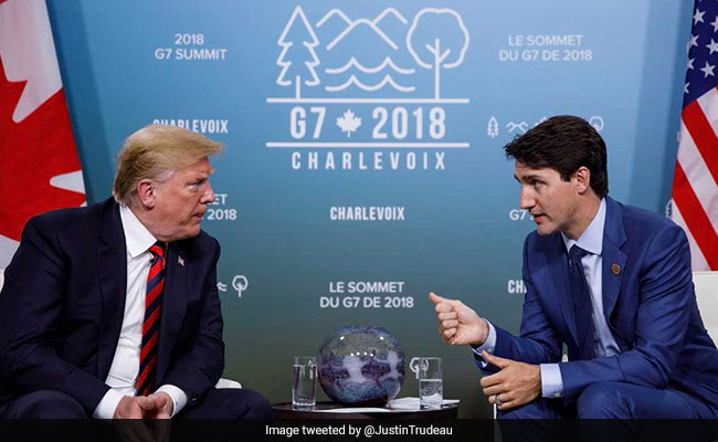 Canada Fires Back At US With $12.6 Billion Counter Tariffs On Essentials