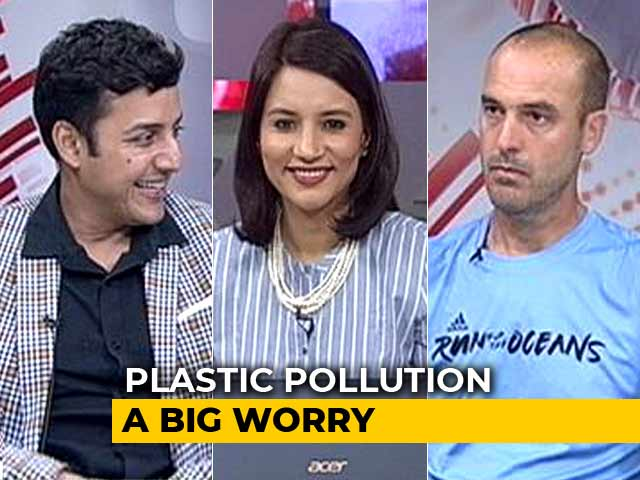 Video : Environmentalist Afroz Shah On How India Can Beat Plastic Pollution