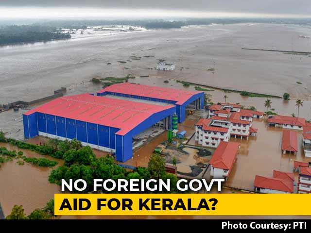 Video: Thailand Envoy Confirms India's 'No Aid' Stand For Kerala
