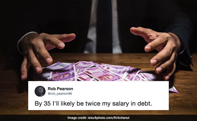 'Save Twice Your Salary By 35,' Said Report. Millennials React With Panic And Jokes