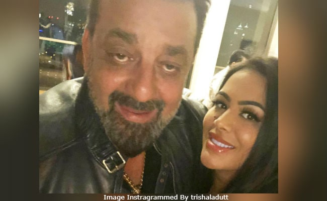 To Sanjay Dutt, With Love From Daughter Trishala