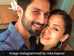 Shahid Kapoor Cooks This Yummy Fare For Mira Kapoor; Here's What She Had To Say