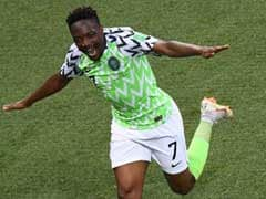 World Cup 2018: Ahmed Musa Double Downs Iceland As Nigeria Come Alive