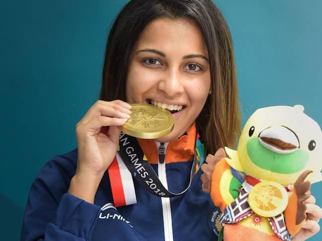 Asian Games: Heena Sidhu Wins Bronze, Heartbreak For Manu Bhaker In Womens 10m Air Pistol