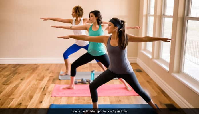 Yoga exercises to get periods