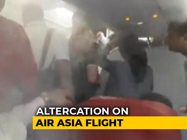"Video : ""AC On Full Blast To Hound Us Out"": Passenger Of Delayed AirAsia Flight"