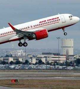 Air India Bomb Scare: Bomb Threat On Air India Flight A Hoax