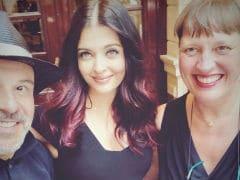 Aishwarya Rai Bachchan Posts These Pics From Paris. Missing - Aaradhya