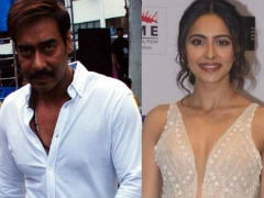 Progress Report Of Ajay Devgn And Rakul Preet Singh's Upcoming Film