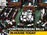 Video : Bill To Change RTI In Parliament Today Amid Opposition Concerns
