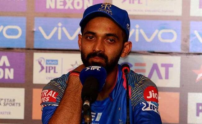 IPL 2018: आचार संहिता उल्लंघन के लिए अजिंक्य रहाणे पर लगा जुर्माना, यह है कारण...