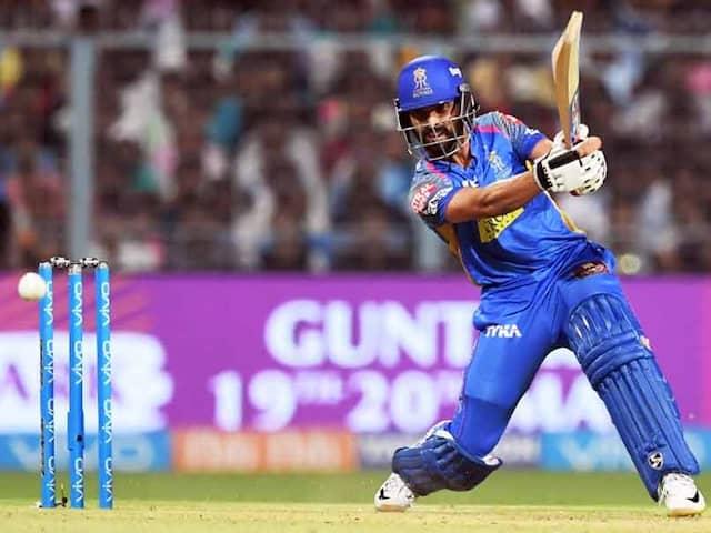 IPL 2018: Ajinkya Rahane Slams Batsmen After Rajasthan Royals Six-Wicket Defeat To Kolkata Knight Riders