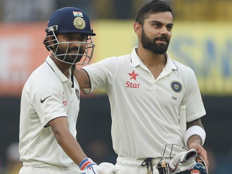 Virat Kohli Hints At Ajinkya Rahane