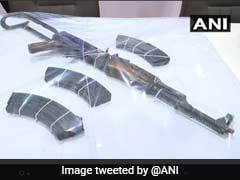 मुंबई : दाऊद गैंग के सदस्य के घर से मिली एके-56 राइफल