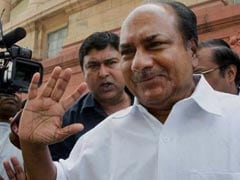 There Should Be Reining-In Of Kerala Congress Party Leaders: AK Antony