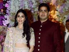 Akash Ambani, Shloka Mehta's Grand Engagement. Check Out The Guest List