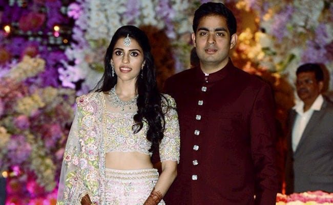 Akash Ambani, Shloka Mehta's Grand Engagement. Check Out The Guest List