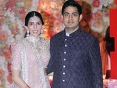 Akash Ambani, Shloka Mehta's Starry Pre-Engagement Party: See Pics