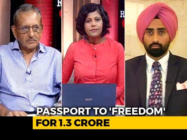 Video : Mehul Choksi's Passport To Freedom