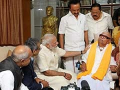 Karunanidhi's Opposition To Emergency Will Be Remembered: PM's Tribute