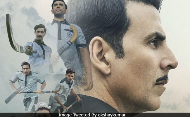 With New Gold Poster, Akshay Kumar Introduces Co-stars. No Mouni Roy But
