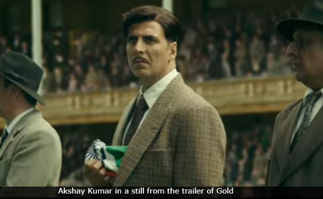 Akshay Kumar's Gold To Release On Scheduled Date. Also, No Clash With 2.0
