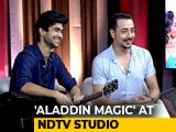 Video: Disney Musical <i>Aladdin</i>'s Stars Serenade NDTV Viewers