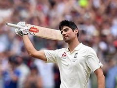 Alastair Cook Equals Allan Border