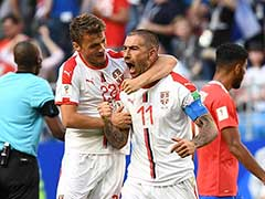 World Cup 2018 : Aleksandar Kolarov Stunner Gives Serbia Victory Over Costa Rica