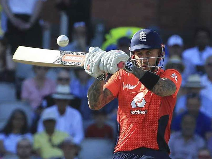 India vs England, Highlights 2nd T20I: Alex Hales Stars In England's 5 Wicket Win