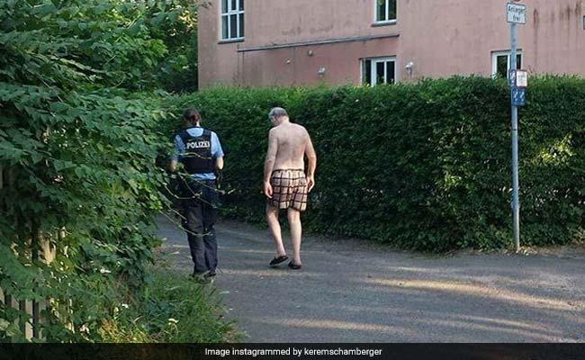 'Nazis Need No Bathing Fun': German Lawmaker Had Clothes Stolen At Lake