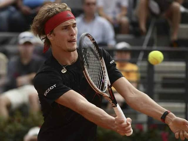 French Open: Alexander Zverev Main Threat To Rafael Nadal, Bids To End Germanys 81-Year Drought