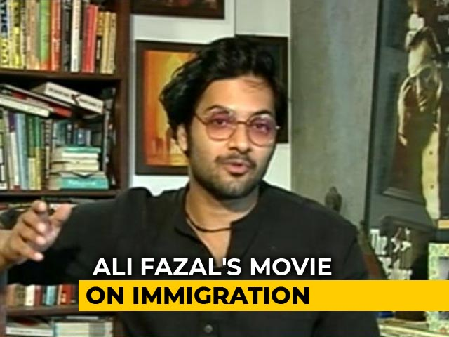 Video : Ali Fazal Is Here To Stay And Not <i>To Go</i>
