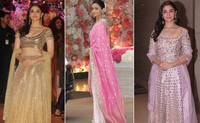 Alia Bhatt In Ethnic Wear Is The Desi Girl We Heart