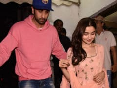 'Ranbir Kapoor Is Outstanding In Sanju': Alia Bhatt