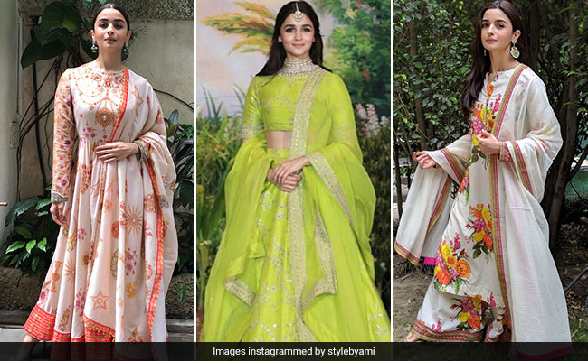 In 3 Looks, Alia Bhatt Shows That She Owns The <i>Desi</i> Look