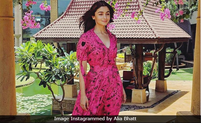 Hey Alia Bhatt, This Deadpool Actor Wants To Make A Film With You