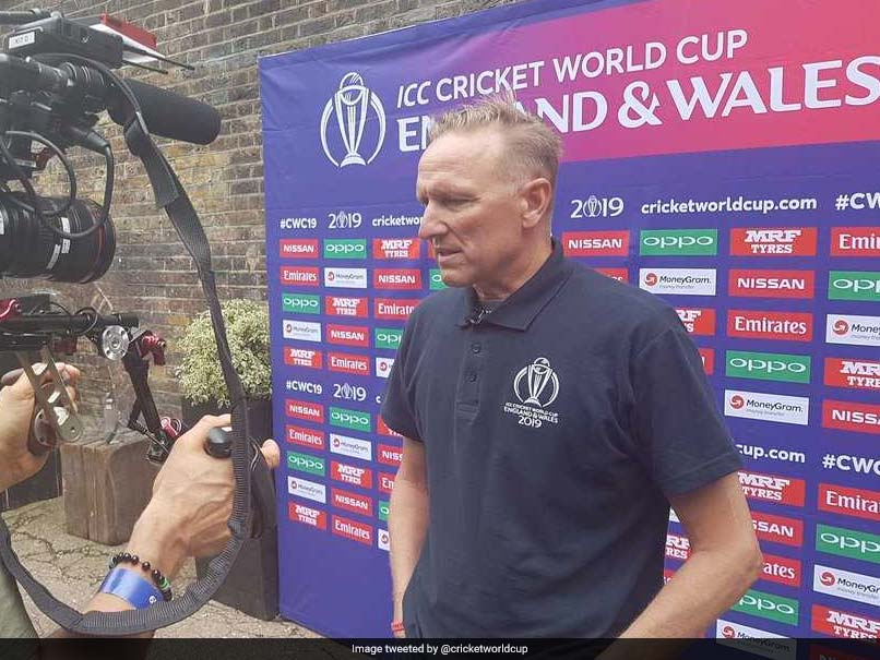 Allan Donald Backs Hosts England To Win 2019 ICC World Cup