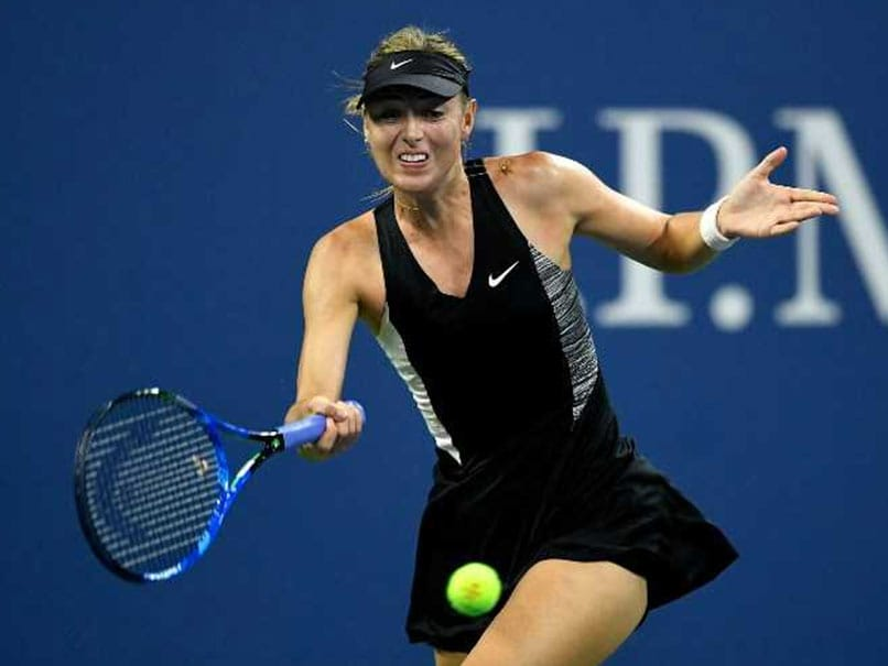 Maria Sharapova Downs Battling 39-Year-Old Patty Schnyder At US Open