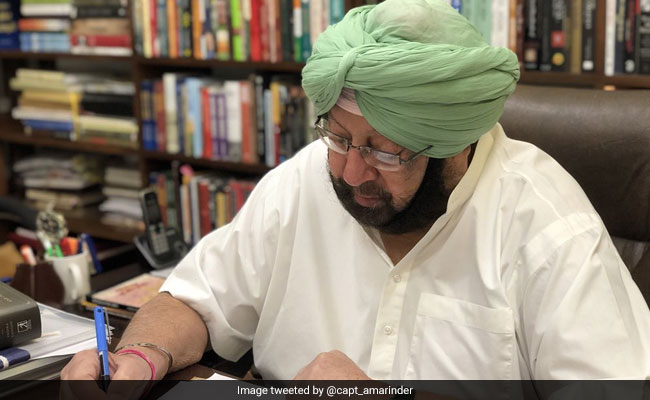 Amarinder Singh Orders Filling Up Of 1.2 Lakh Government Job Vacancies
