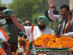 No Gangsters In Punjab Will Be Spared, Says Chief Minister Amarinder Singh
