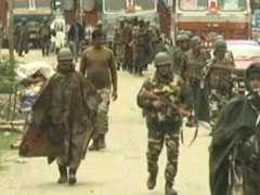 """""""There's No Fear"""", Say Amarnath Pilgrims As First Batch Leaves Jammu"""