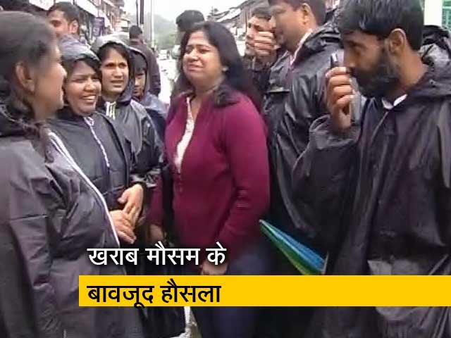 Video : जारी है अमरनाथ यात्रा, स्थानीय लोग कर रहे हैं स्वागत