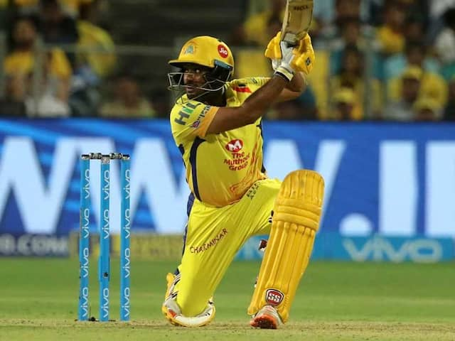 IPL 2020: Ambati Rayudu Should Take Suresh Rainas Place In CSK Batting Order, Says Scott Styris