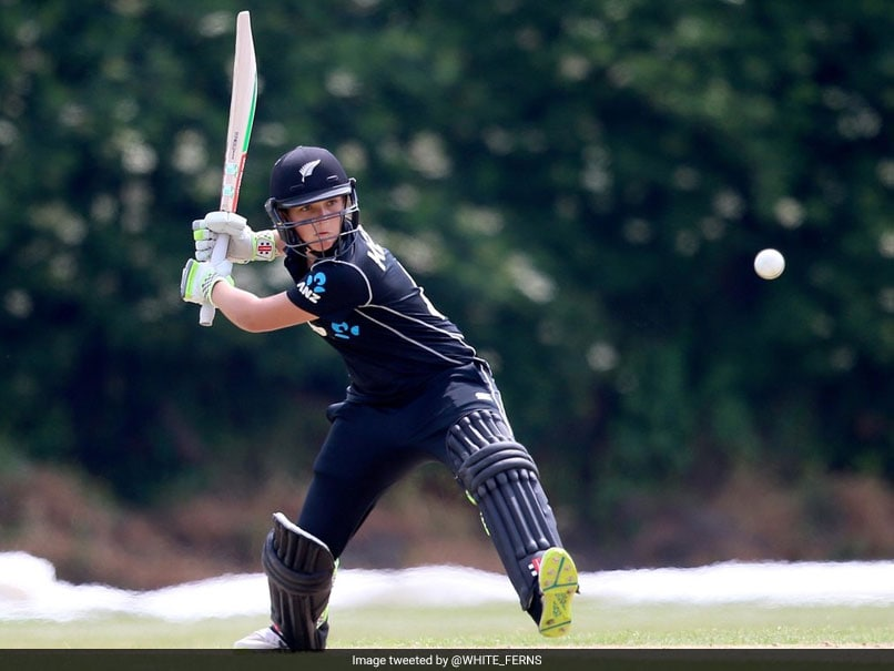 Amelia Kerr registers highest individual score in Women's ODIs