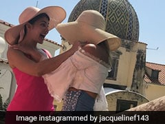 Jacqueline Fernandez's Holiday Style Is As Dreamy As The Vacation Itself