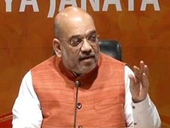 Modi Government Ended Politics Of Dynasty, Ushered Politics Of Development: Amit Shah