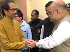 As Amit Shah Meets Uddhav Thackeray, Sena Lines Up Some Uneasy Questions